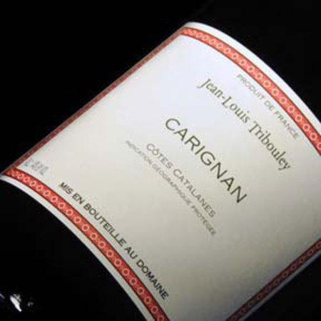 Domaine Jean-Louis Tribouley Vin de Pays des Côtes Catalanes Carignan 2014