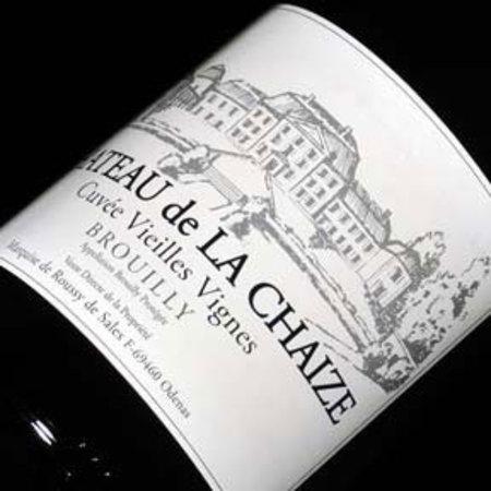 Château de La Chaize Cuvée Vieilles Vignes Brouilly Gamay 2012