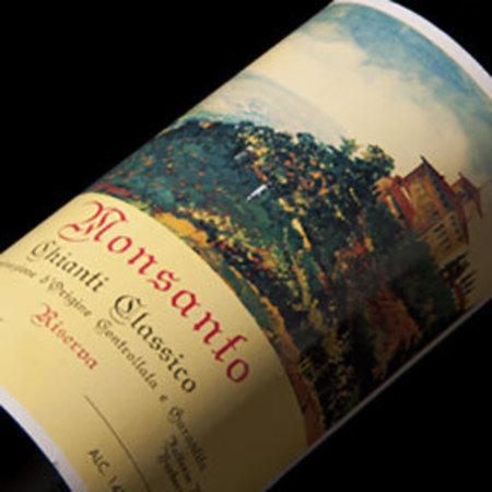 Castello di Monsanto Riserva Chianti Classico Sangiovese Blend 2012