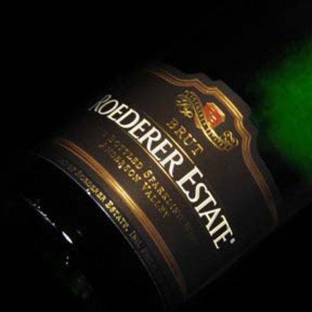 Roederer Estate Brut Anderson Valley Sparkling Pinot Noir Chardonnay NV (375ml)