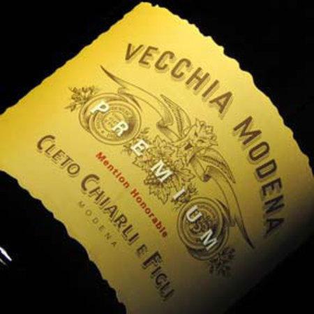 Cleto Chiarli Vecchia Modena Premium Lambrusco di Sorbara  2016
