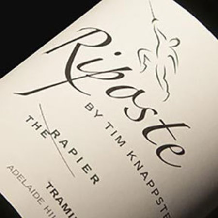 Riposte - Wines by Tim Knappstein The Rapier Adelaide Hills Traminer 2010