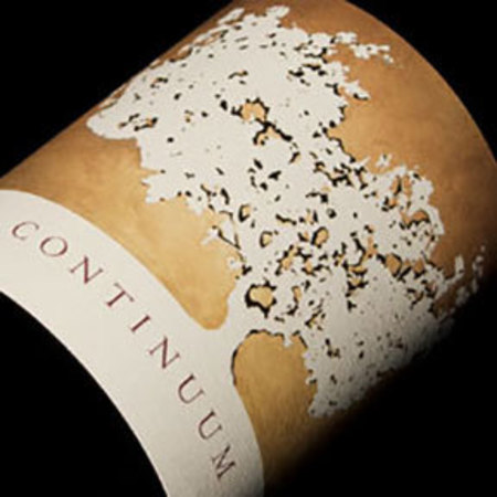 Continuum Napa Valley Cabernet Sauvignon Blend 2012