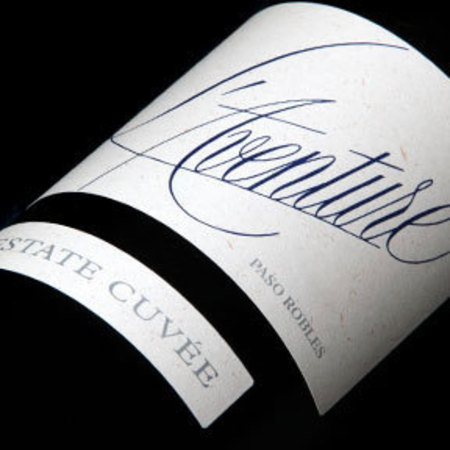 L'Aventure Estate Cuvée Paso Robles Syrah Blend 2013