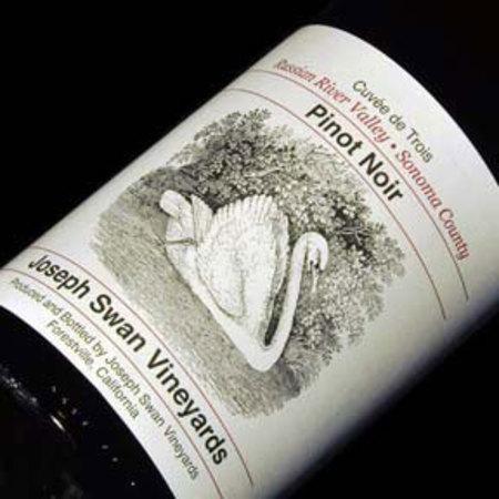 Joseph Swan Vineyards Cuvée de Trois Russian River Valley Pinot Noir 2013