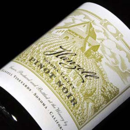 Hanzell Sonoma Valley Pinot Noir 2012