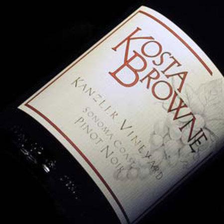 Kosta Browne Kanzler Vineyard Pinot Noir 2014