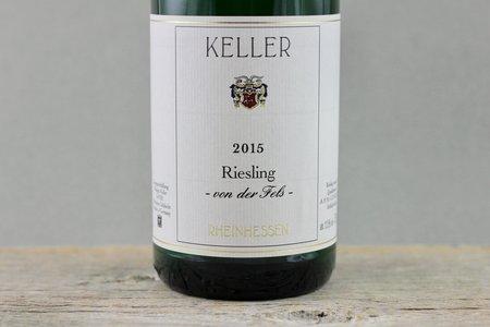 Weingut Keller von der Fels Rheinhessen Riesling 2015