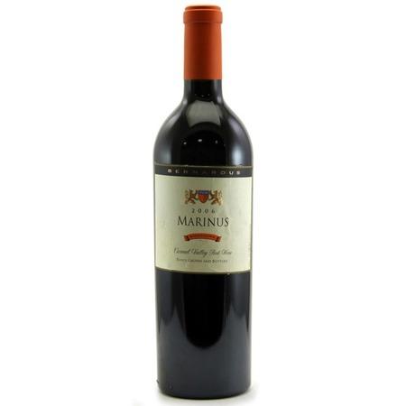 Bernardus Winery Marinus Carmel Valley Red Bordeaux Blend 2006