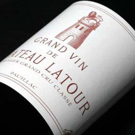 Château Latour Grand Vin de Château Latour Pauillac Red Bordeaux Blend 2003