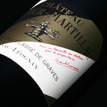Chateau Latour-Martillac Grand Cru Classé Pessac-Leognan Sémillon Sauvignon Blanc 2010