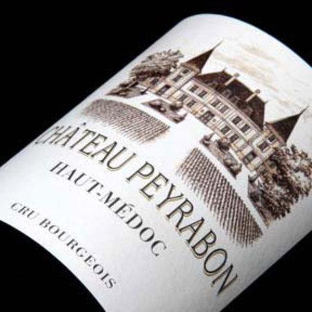 Château Peyrabon Cru Bourgeois Haut-Médoc Red Bordeaux Blend 2009