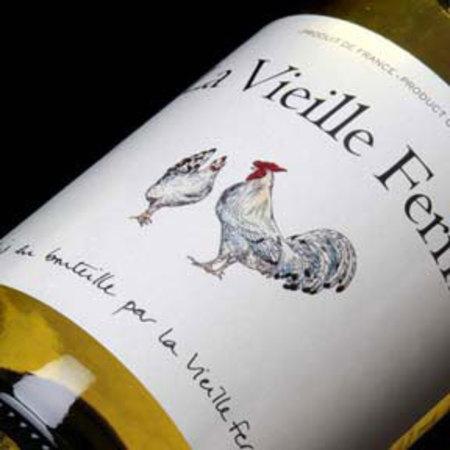 La Vieille Ferme (Perrin & Fils) La Vieille Ferme Rouge Red Rhone Blend 2016 (1500ml)