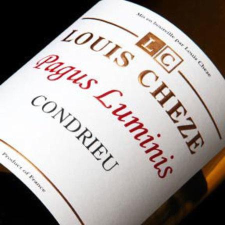 Domaine Louis Cheze Cuvée Pagus Luminis Condrieu Viognier 2015