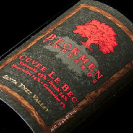 Beckmen Vineyards Cuvée Le Bec Santa Ynez Valley Red Blend 2015