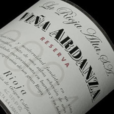 La Rioja Alta Viña Ardanza Reserva Rioja Tempranillo Blend 2008 (375ml)