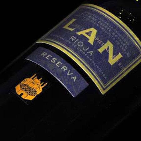 Bodegas LAN Reserva Rioja Tempranillo Blend 2011