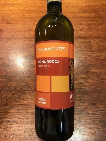 Tre Monti Vigna Rocca Secco Albana di Romagna DOCG 2016