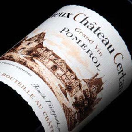 Vieux Château Certan Pomerol Red Bordeaux Blend 2010