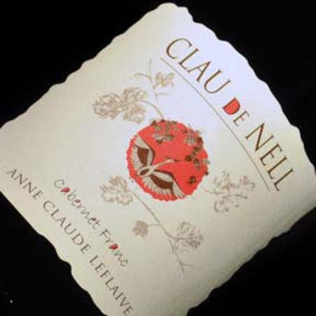 Anne Claude Leflaive Clau de Nell Anjou Cabernet Franc 2012