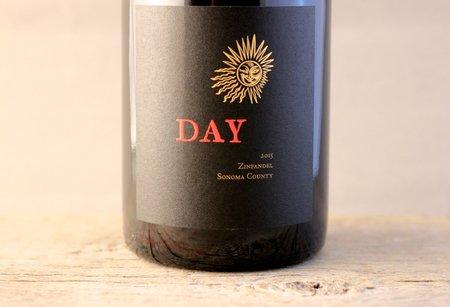 Day Wines Sonoma County Zinfandel 2015