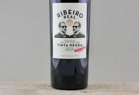 Vinhos Barbeito Ribeiro Real Madeira Tinta Negra 1998