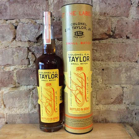 Colonel E.H. Taylor Jr. Small Batch Kentucky Straight Bourbon Whiskey NV