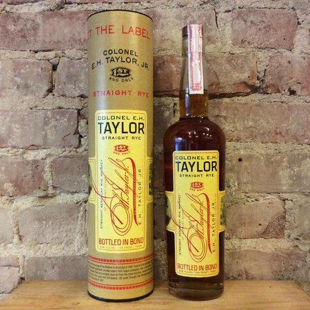 Colonel E.H. Taylor Jr. Small Batch Kentucky Straight Rye Whiskey  NV