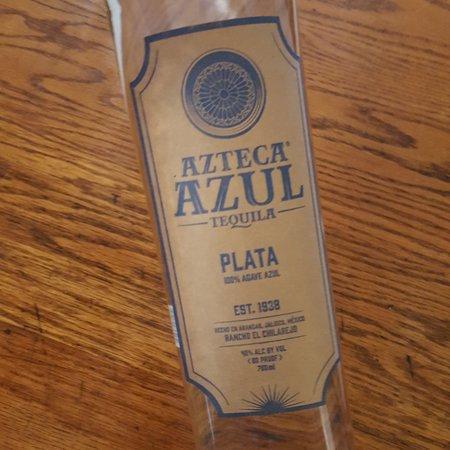 Azteca Azul Plata Agave Azul NV