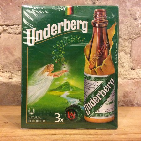 Underberg AG Underberg Digestif Bitter  NV (20ml)
