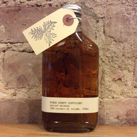Kings County Distillery  Spiced Whiskey NV (200ml)