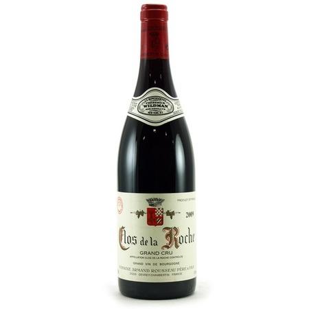 Domaine Armand Rousseau  Clos de la Roche Grand Cru Pinot Noir 2009