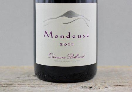 Domaine Belluard Terroir du Mont-Blanc Mondeuse 2015