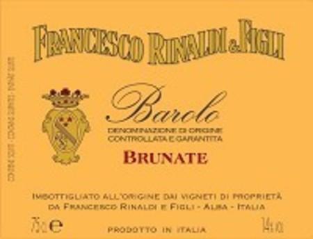Francesco Rinaldi e Figli Le Brunate Barolo Nebbiolo 2013