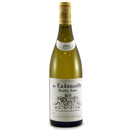 de Ladoucette Pouilly-Fumé Sauvignon Blanc 2015