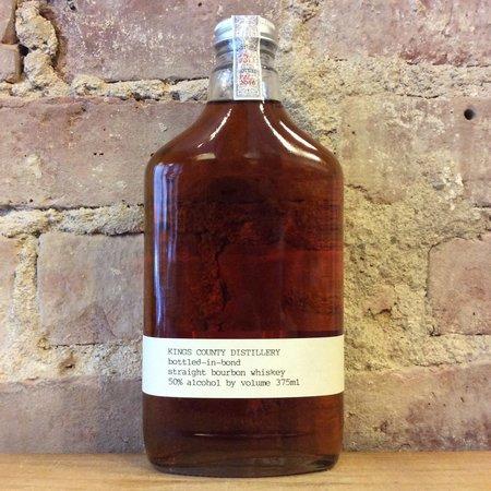 Kings County Distillery   Bottled-in-Bond Whiskey NV (375ml)