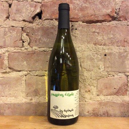 Les Deplaudes de Tartaras Poussières d'Etoile Viognier Chardonnay  2014