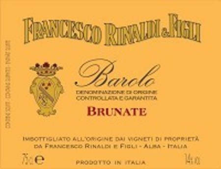 Francesco Rinaldi e Figli Le Brunate Barolo Nebbiolo 2013 (1500ml)
