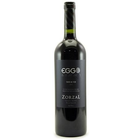 Zorzal Eggo Tinto de Tiza 2014