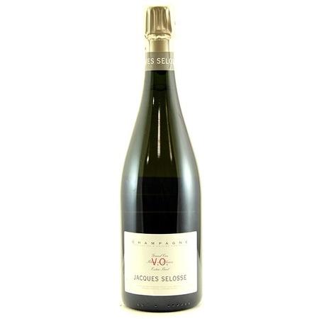Jacques Selosse V.O. Extra Brut Blanc de Blancs Grand Cru Champagne Chardonnay NV
