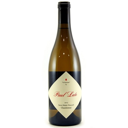 "Paul Lato ""Le Souvenir"" Sierra Madre Vineyard Chardonnay 2015"