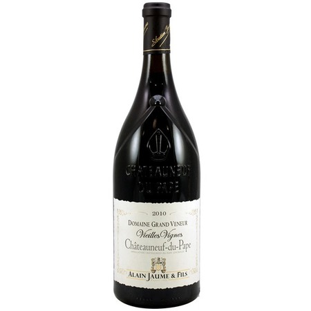Alain Jaume & Fils Domaine Grand Veneur Vieilles Vignes Châteauneuf-du-Pape Red Rhone Blend 2010 (1500ml)