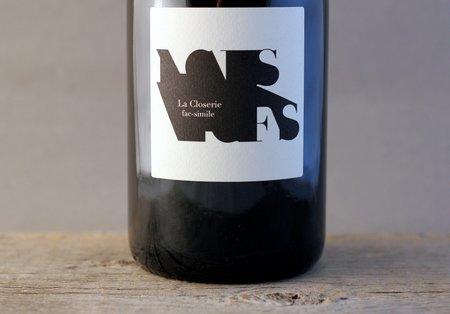 Jérôme Prévost La Closerie Fac-simile Extra Brut Pinot Meunier Rosé Champagne NV