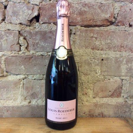 Louis Roederer  Rosé Brut Champagne Blend 2011