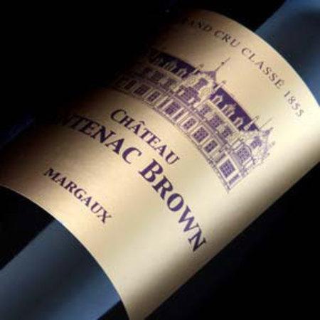 Château Cantenac Brown Margaux Red Bordeaux Blend 2012