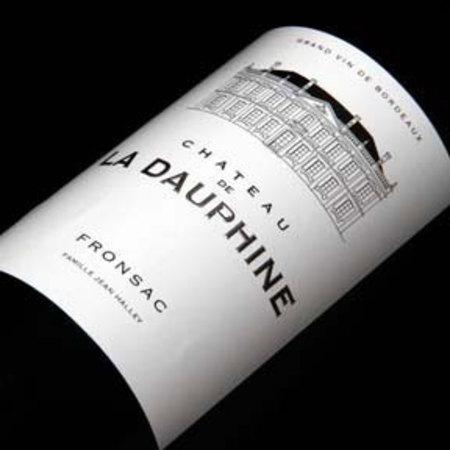 Château de la Dauphine Fronsac Merlot Cabernet Franc 2012