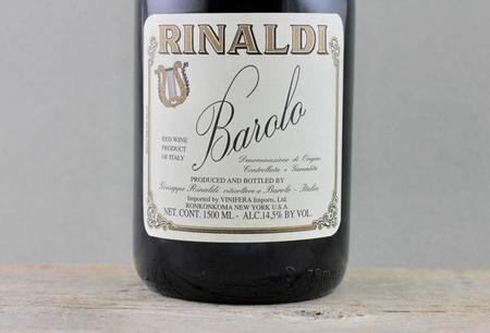 Giuseppe Rinaldi Tre Tine Barolo Nebbiolo 2013 (1500ml)