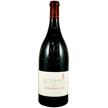 Clos Saint Jean La Combe des Fous Châteauneuf-du-Pape Red Rhone Blend 2005