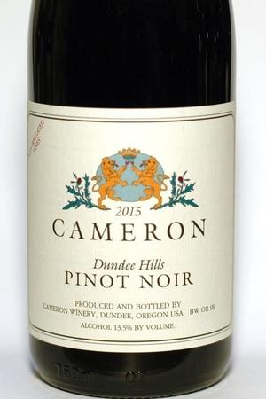 Cameron Winery Dundee Hills Pinot Noir 2015