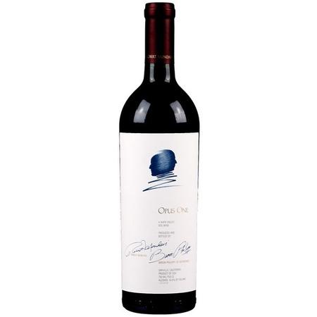 Opus One Napa Valley Cabernet Sauvignon Blend 2002